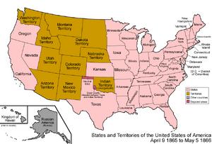 United States 1865-1866