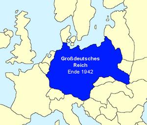 Nazi Germany-1942
