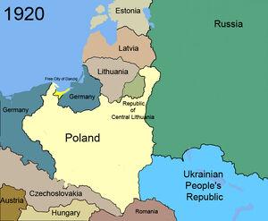 Poland 1920