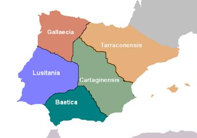 Iberia-Roman Empire-260