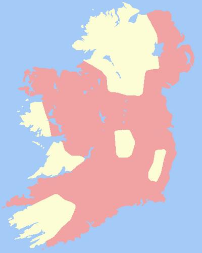 Lordship of Ireland-1300