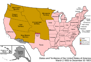 United States 1853-03-1853-12