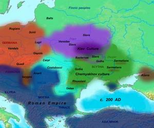 Origins 200 AD