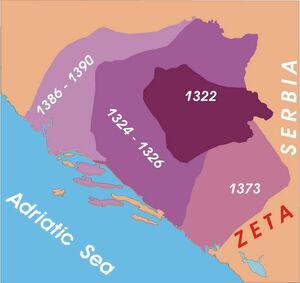 Kingdom of Bosnia-XIV century
