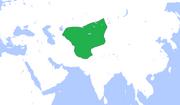 Chagatai Khanate-1300