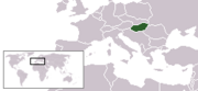 Republic of Hungary-locator
