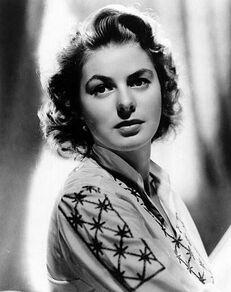 Ingrid Bergman92
