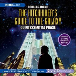 Quintessential Phase CD Cover