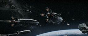 Iron sky fleet