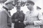 Fegelein with Antic Dealer