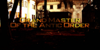 Grand Master of the Antic Order (series)