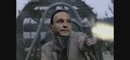 Fegelein fires submachine gun