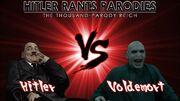 Hitler Vs Voldemort