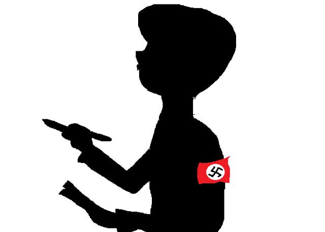 File:Hitler in Bad Apple.png