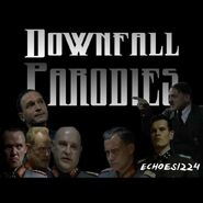 Downfall Parodies Logo Square