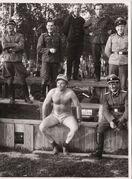Hermann Fegelein with 8th SS-Kavallerie-Division Florian Geyer