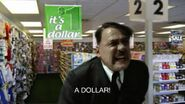 Dollar Store Hitler rants
