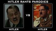 Hitler Vs Inglorious Hitler