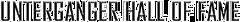 Unterganger Hall of Fame Forum Logo