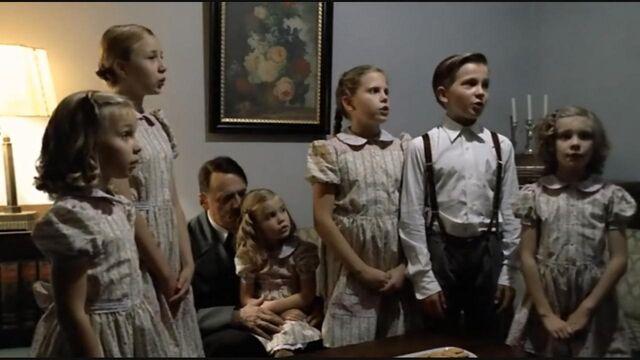 File:Goebbels children sing to Hitler.jpg