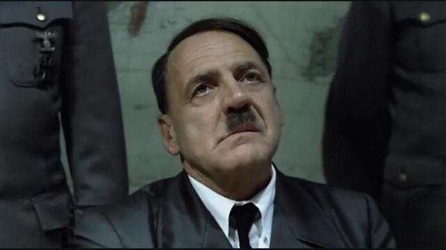 File:Hitler plans scene Hitler talks to Mohnke.jpg