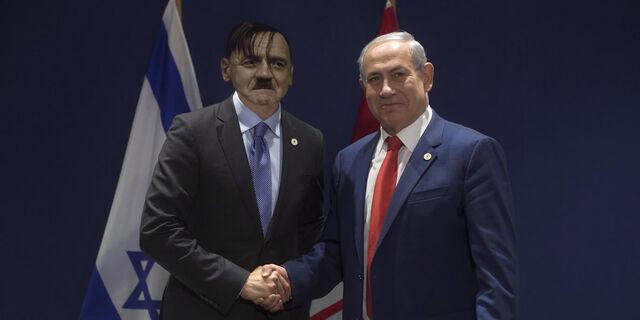 File:Hitler and Netanyahu.jpg