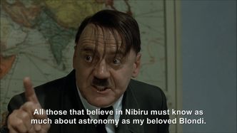Hitler explains why 2012 is not the end of the world