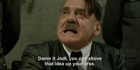 Hitler plans to be the next Steve Jobs