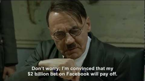 Hitler rants about the Facebook IPO