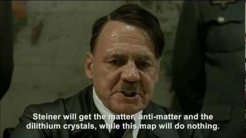 Hitler plans to invent warp drive