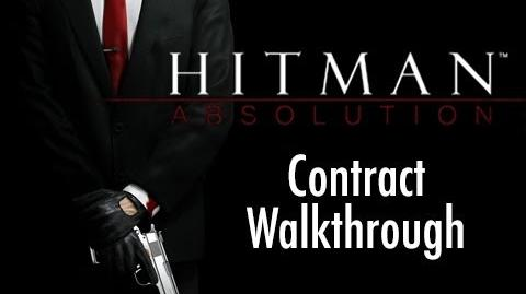 Exclusive Hitman Absolution Contracts Mode Gameplay Walkthrough (Inside Gaming Extended)