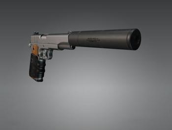 пистолеты хитмана название