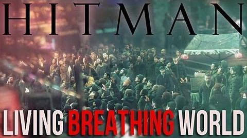 Hitman Absolution - Living, Breathing World North America