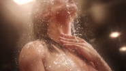 Diana in her shower