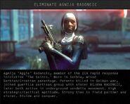 Agnija Radoncic-contract