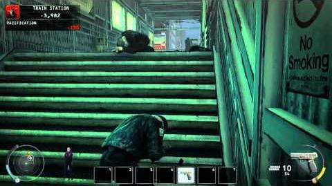 Hitman Absolution - Point shooting