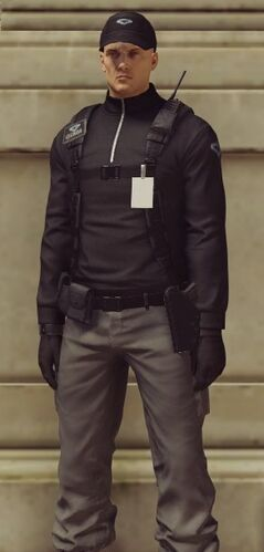 Biolab Security (outfit)