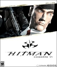 Hitman Codename 47 cover.jpg