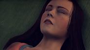 Victoria lying weak in Rosewood Orphanage
