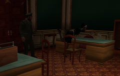 H2SA Invitation to a Party zhupikov admires the maid