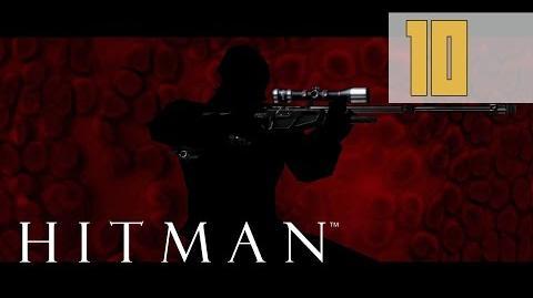 Hitman- Codename 47 -10 - Gunrunner's Paradise -Walkthrough PC HD-