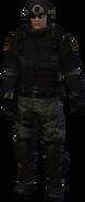 Agency Heavy Trooper