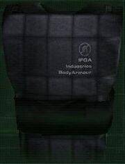 HC47 Kevlar Body Armor