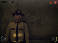 Hope Police Tie Sunglasses and Hat variant