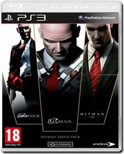 Hitman HD Collection - Cover Art (PS3)