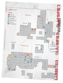 Hunter and Hunted Overhead Map 1