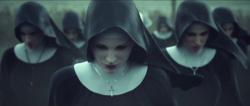The Saints approaching Waikiki Inn disguised as nuns