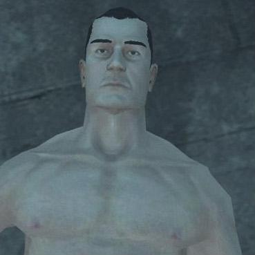 Anthony Martinez without a mask
