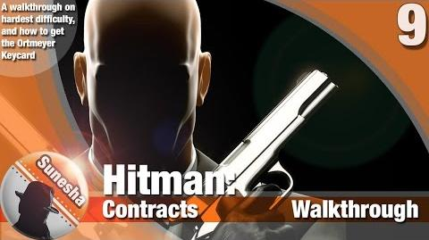 Hitman- Contracts - Mission 9