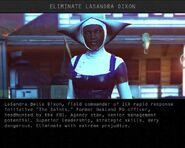 Lasandra Dixon-Contract